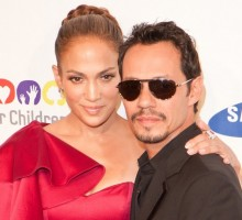Jennifer Lopez Says Celebrity Ex Marc Anthony Predicted They'd Marry When They First Met