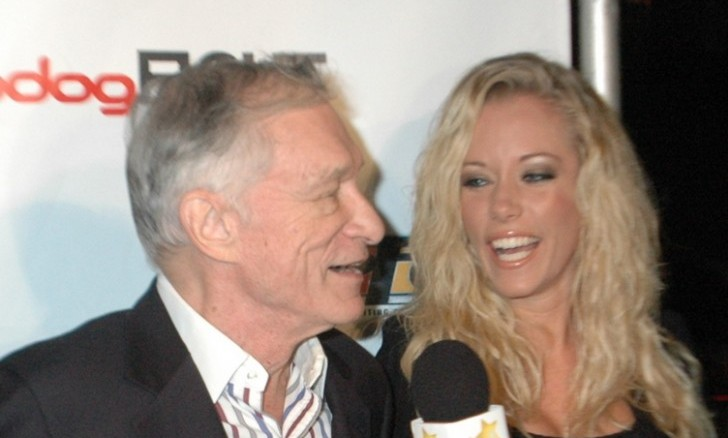 Cupid's Pulse Article: Kendra Wilkinson Opens Up About Sleeping with Hugh Hefner on 'I'm a Celebrity'