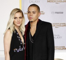 Evan Ross Says Married Life with Ashlee Simpson Is 'the Best Ever'
