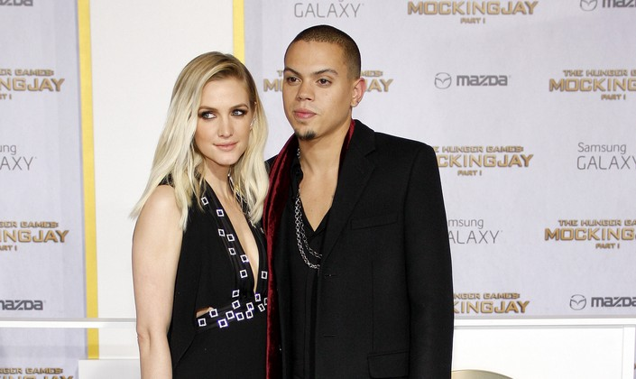 Cupid's Pulse Article: Evan Ross Says Married Life with Ashlee Simpson Is 'the Best Ever'
