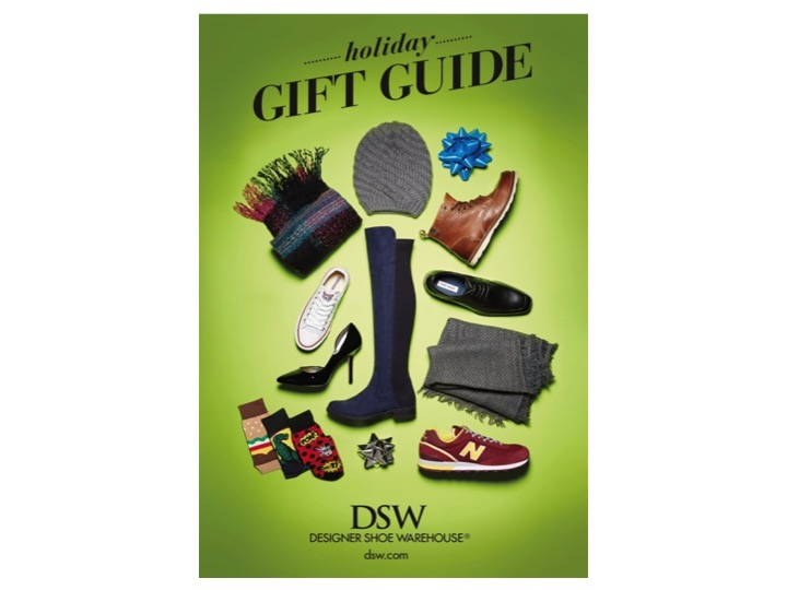 Cupid's Pulse Article: Find the Perfect Present This Holiday Season With the Help of the DSW Gift Guide!