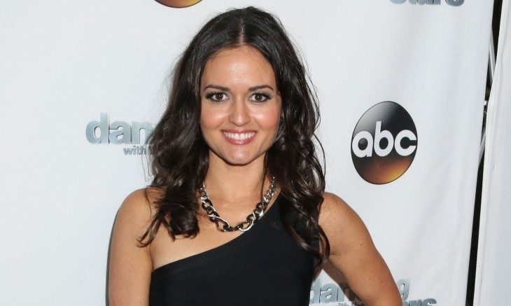 Danica McKellar married Scott Sveslosky. Photo: Parisa/FAMEFLYNET PICTURES