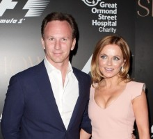 Former Spice Girl Geri Halliwell Is Engaged to Formula One Boss Christian Horner