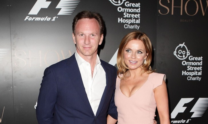 Cupid's Pulse Article: Former Spice Girl Geri Halliwell Is Engaged to Formula One Boss Christian Horner