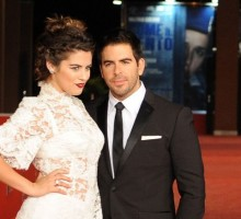 'Hostel' Director Eli Roth Marries Lorenza Izzo on Beach in Chile