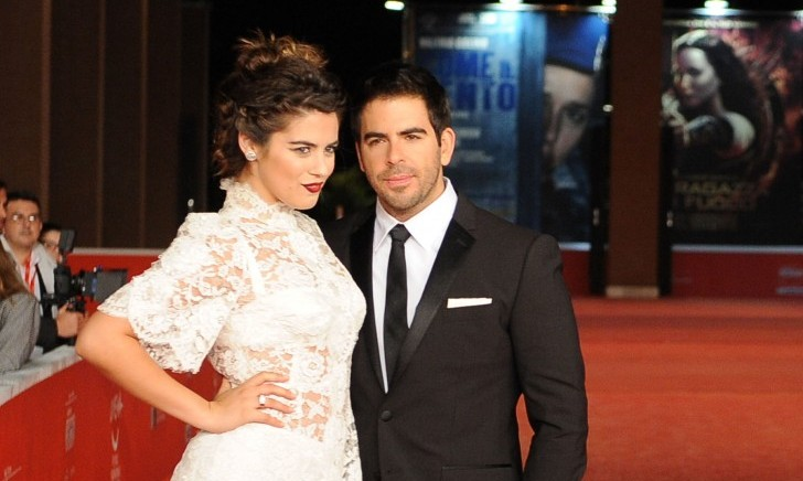 Cupid's Pulse Article: 'Hostel' Director Eli Roth Marries Lorenza Izzo on Beach in Chile