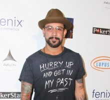 Backstreet Boys Singer A.J. McLean Tells Fans to Expect Another Celebrity Pregnancy Soon