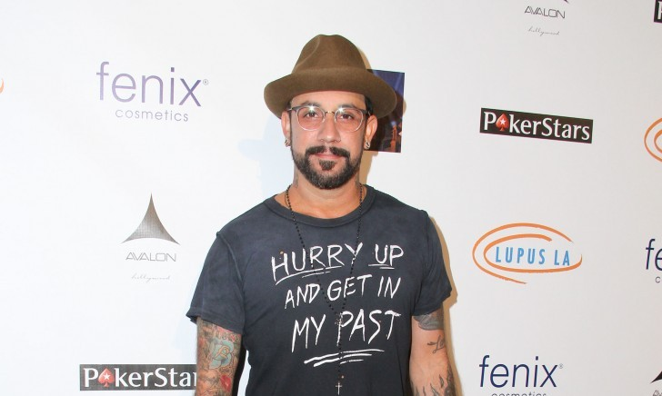 Cupid's Pulse Article: Backstreet Boys Singer A.J. McLean Tells Fans to Expect Another Celebrity Pregnancy Soon
