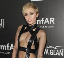 Miley Cyrus and Patrick Schwarzenegger Post PDA Pics