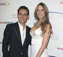 Marc Anthony Marries Third Wife Shannon De Lima
