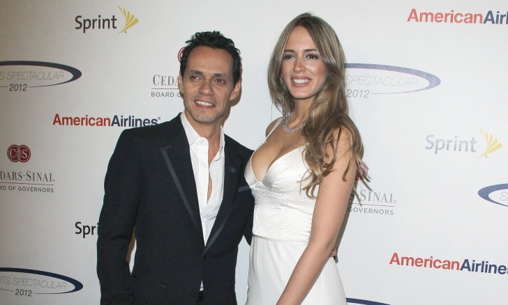 Cupid's Pulse Article: Marc Anthony Marries Third Wife Shannon De Lima