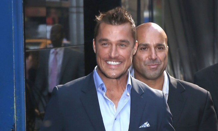 Cupid's Pulse Article: Chris Harrison Jokingly Slaps Chris Soules in New 'Bachelor' Promo