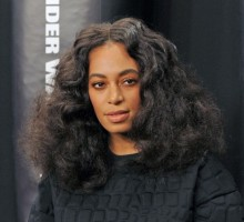 Solange Knowles Marries Video Director Alan Ferguson
