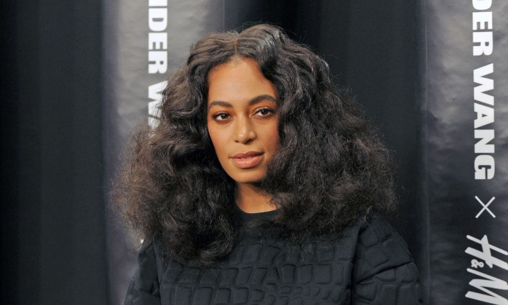 Cupid's Pulse Article: Solange Knowles Marries Video Director Alan Ferguson