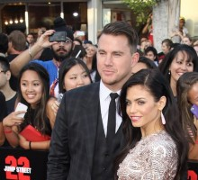Celebrity Couple Channing Tatum & Jenna Dewan Tatum Celebrate 10th Anniversary of 'Step Up' with Epic Throwback Photo & Video