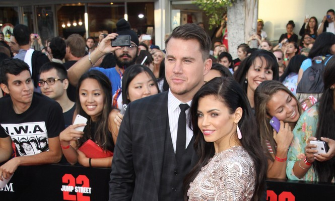Cupid's Pulse Article: Celebrity Couple Channing Tatum & Jenna Dewan Tatum Celebrate 10th Anniversary of 'Step Up' with Epic Throwback Photo & Video