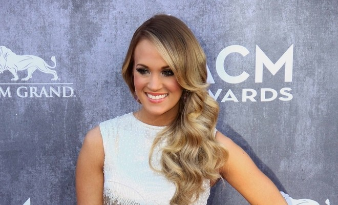 Cupid's Pulse Article: Carrie Underwood Reveals Details Her Celebrity Baby's Gender at the CMA Awards