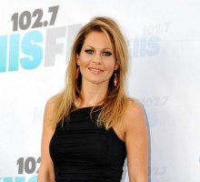 "Celebrity Interview: 'DWTS' Contestant Candace Cameron Bure Says ""Dance Parties"" Have Always Been Her Favorite Family Activity!"