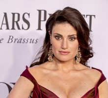 Idina Menzel Discusses 'Slutty' Dating Style
