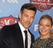 LeAnn Rimes Shares Family and Sexy Solo Holiday Pics