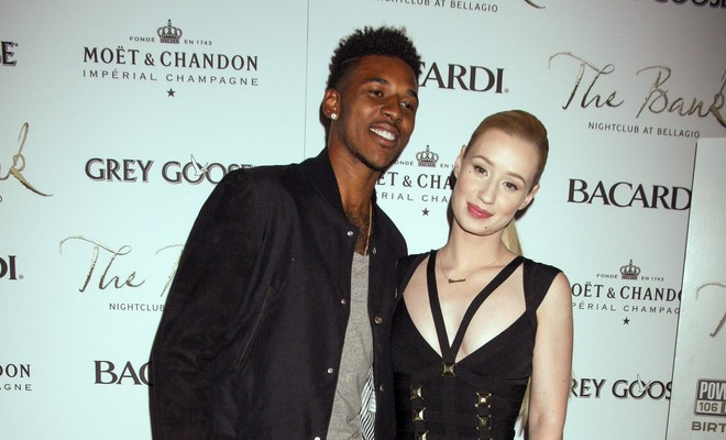 Cupid's Pulse Article: Nick Young Reveals He and Iggy Bought a House Together