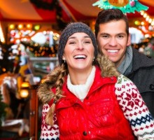 Date Ideas: Holiday Couple Fun