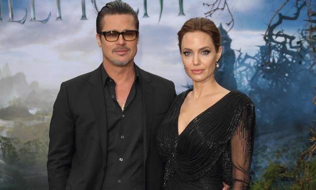 Brad Pitt and Angelina Jolie are a celebrity couple who balance work and love well. Photo: Landmark / PR Photos