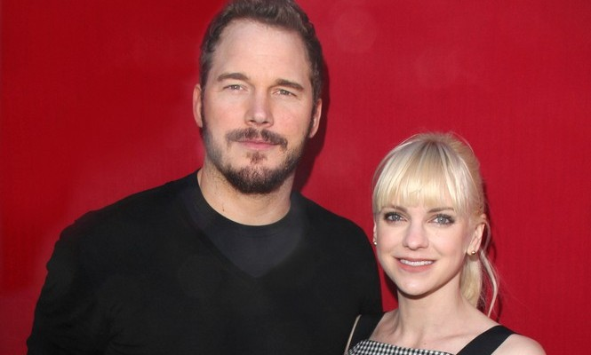 Cupid's Pulse Article: Celebrity Exes: How Chris Pratt Told Anna Faris About His Engagement