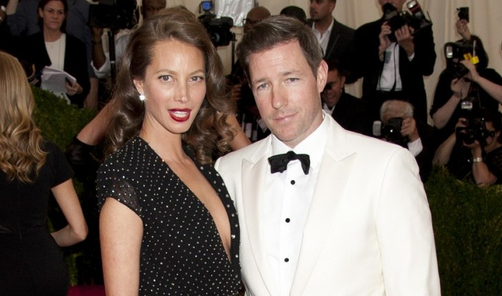Christy Turlington and Ed Burns. Photo: Janet Mayer / PRPhotos.com