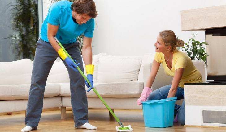 Cupid's Pulse Article: Health Advice: Safe Use of Cleaning Products at Home