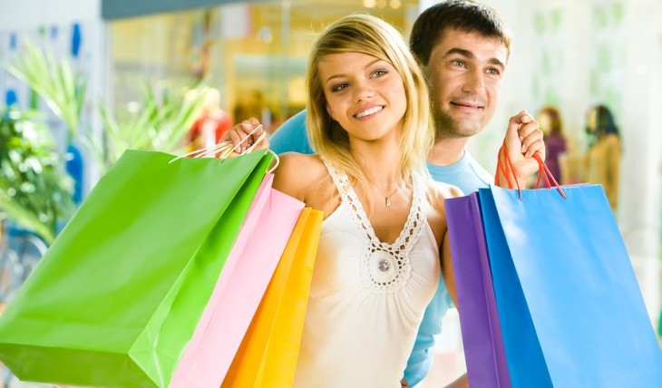 Cupid's Pulse Article: Date Idea: Shop Until You Drop