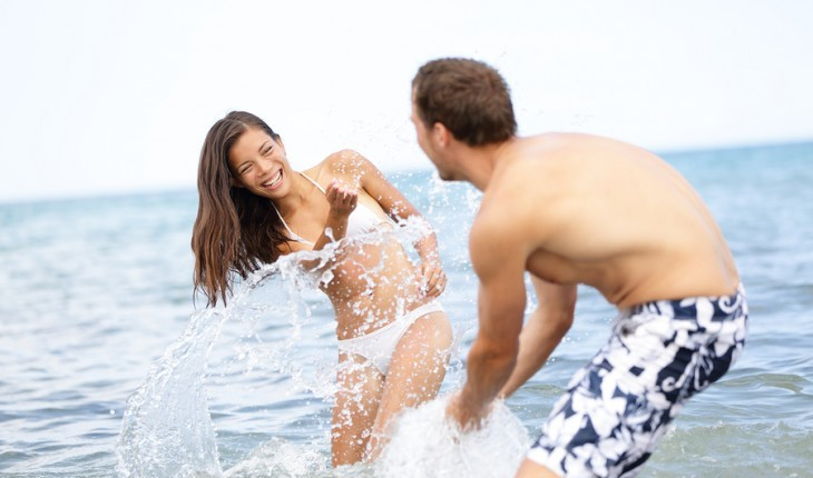 Cupid's Pulse Article: Date Idea: Enjoy the Water
