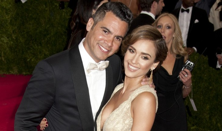 Jessica Alba married Cash Warren in 2008. Photo: Janet Mayer / PRPhotos.com
