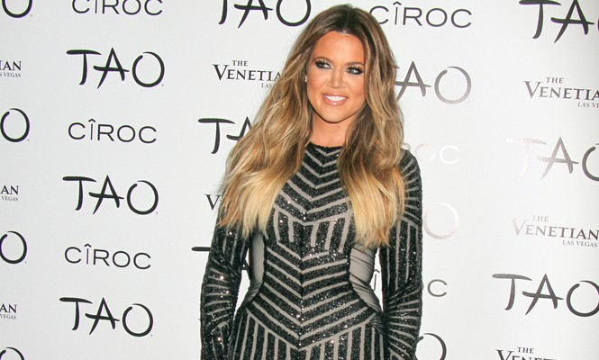 Khloe Kardashian talks about being single and her family's plans for the holidays. Photo: PRN / PRPhotos.com
