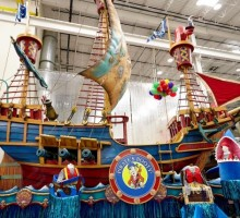 "Exclusive Interview: Eric Berniker on Pirate's Booty Float in Macy's Thanksgiving Day Parade: ""We're Excited to Be a Part of That Family Tradition"""