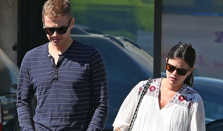 Shoshi predicts what's next for celebrity couple Hayden Christensen and Rachel Bilson. Photo: CPR/FAMEFLYNET PICTURES