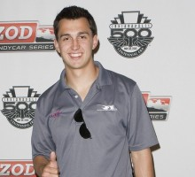 Racing Stars Graham Rahal and Courtney Force are Engaged