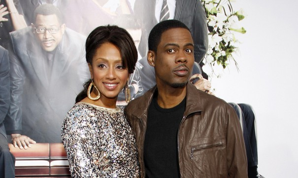 Cupid's Pulse Article: Chris Rock and Wife Malaak Compton-Rock Are Divorcing After 18 Years