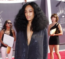 Solange Knowles and Alan Ferguson Honeymoon in Brazil