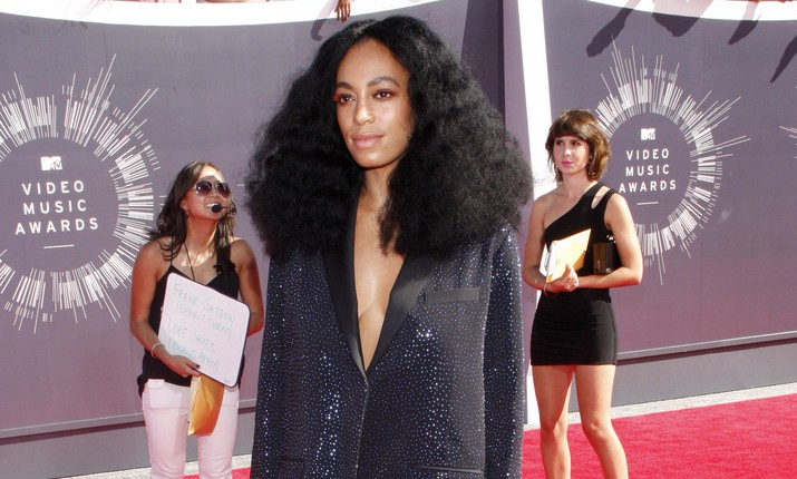 Cupid's Pulse Article: Solange Knowles and Alan Ferguson Honeymoon in Brazil