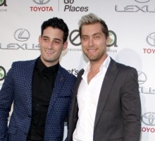 Lance Bass Celebrates One Year Celebrity Wedding Anniversary