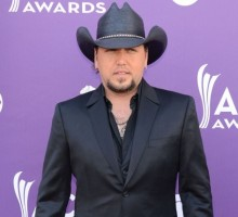Jason Aldean and Brittany Kerr Spend Christmas Eve With His Kids