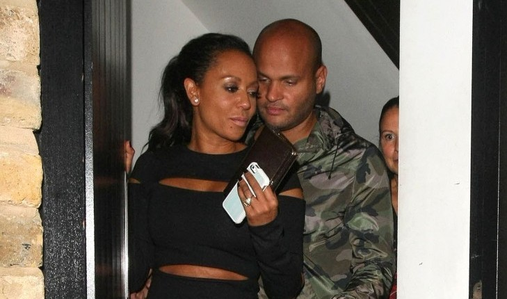 Cupid's Pulse Article: Celebrity Divorce: Mel B's Sister Slams Her Ex Stephen Belafonte After Abuse Claims