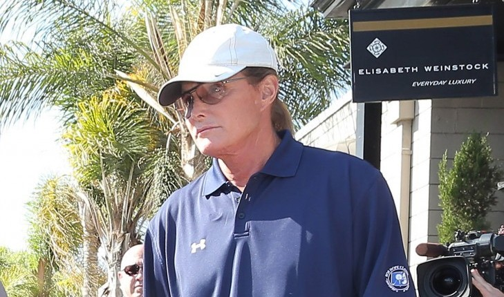 Bruce Jenner recently attended his ex Kris Jenners Christmas party. Photo: Dunkin D/4CRNS/FAMEFLYNET PICTURES