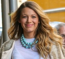 Blake Lively Shares Her Christmas Traditions
