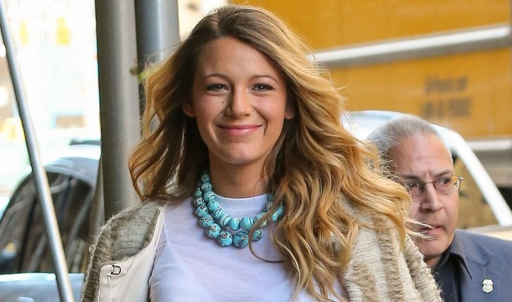 Cupid's Pulse Article: Blake Lively Shares Her Christmas Traditions