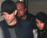 Hollywood Couple Robert Pattinson and FKA Twigs Pack on PDA on Miami Beach
