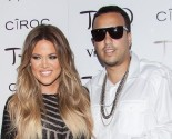 Celebrity News: Khloe Kardashian Rocks White Jumpsuit at Dinner with Ex French Montana
