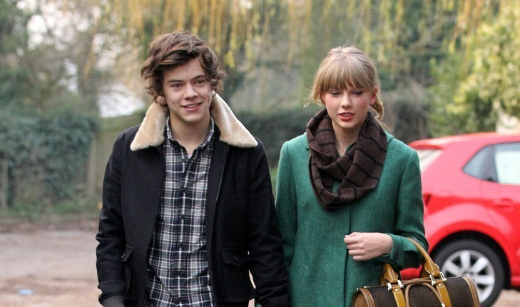 Cupid's Pulse Article: Celebrity News: Harry Styles Has Awkward Run-In with Celebrity Ex Taylor Swift's BFF