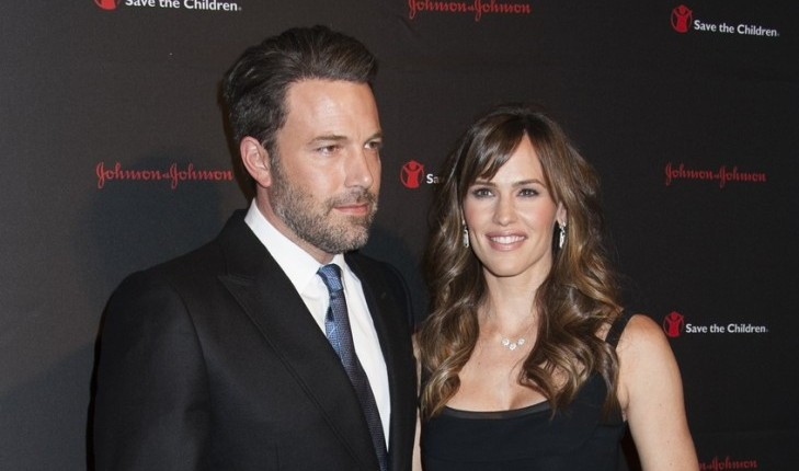 Cupid's Pulse Article: Ben Affleck and Jennifer Garner Take PDA-Filled Outing in L.A.